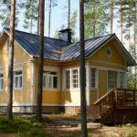 Курортные дома стоимостью до €200 000