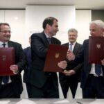 Подписано инвестиционное соглашение о строительстве в Украине ветровой электростанции